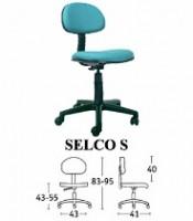 Kursi Staff & Sekretaris Savello Selco S