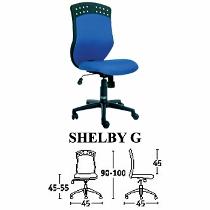 Kursi Manager Modern Savello Shelby G