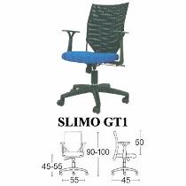 Kursi Manager Modern Savello Slimo GT1