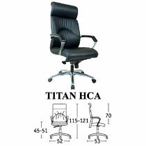 Kursi Direktur Classic Savello Titan HCA