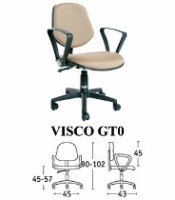 Kursi Staff & Sekretaris Savello Visco GT0