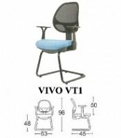 Kursi Staff & Sekretaris Savello Vivo VT1