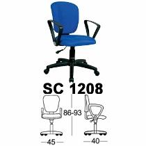 Kursi Sekretaris Chairman Type SC 1208