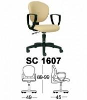 Kursi Sekretaris Chairman Type SC 1607