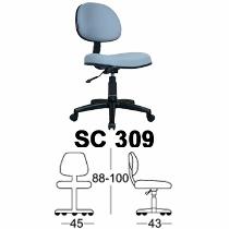 Kursi Sekretaris Chairman Type SC 309