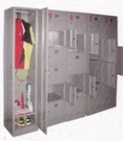 Locker 2 Pintu Daiko Type LD-502