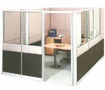 Partisi Kantor Uno Exclusive Manager Configuration
