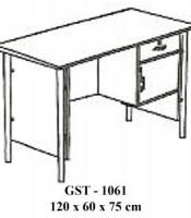 Meja Kantor 1/2 Biro Orbitrend Type GST-1061