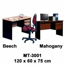 Meja Tulis 1/2 Biro Expo MT-3001