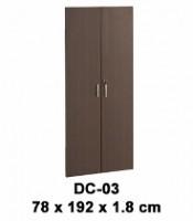 Pintu Panel Cabinet Tinggi Expo Type DC-03