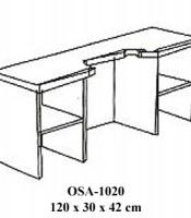 Rak Resepsionis Orbitrend Type OSA-1020