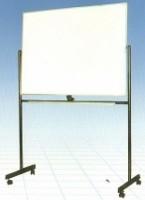 Papan Tulis (Whiteboard) Sakana Double Face (Stand) 90 x 120 cm
