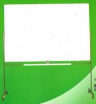 Papan Tulis (Whiteboard) Sakana Single Face (Stand) 90 x 180 cm